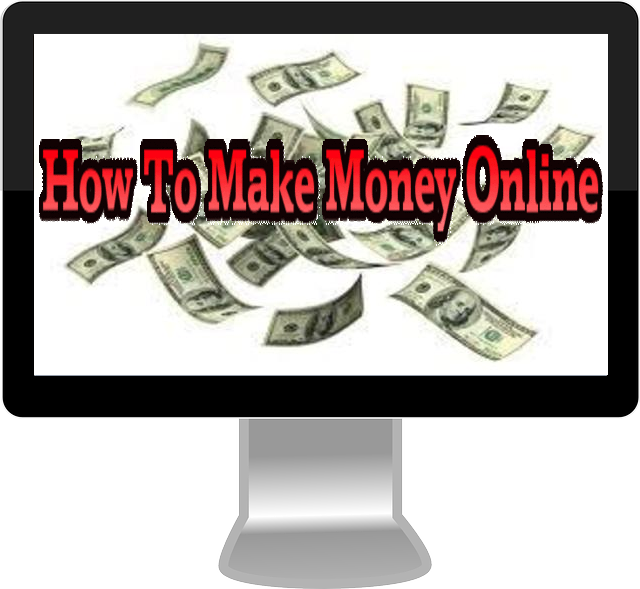 Work from home and make money