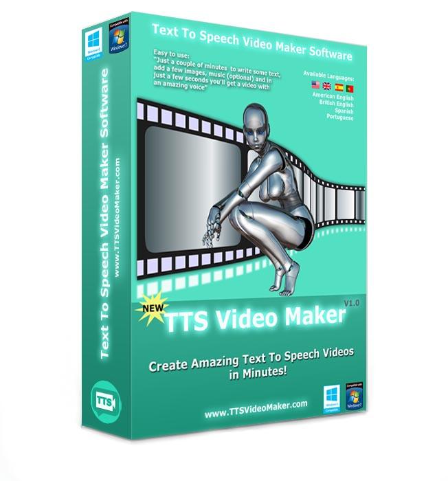 TTS Video Maker