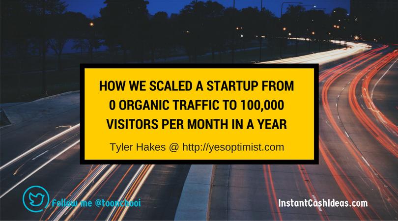 huge traffic generation tips
