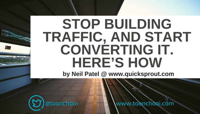 how to convert traffic to leads