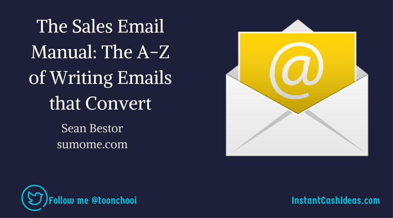 how to write email that convert