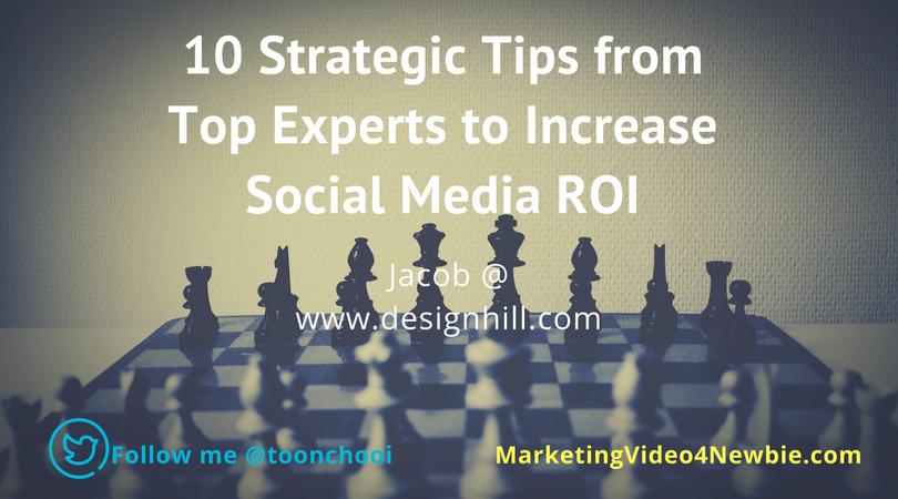 social medi marketing tips
