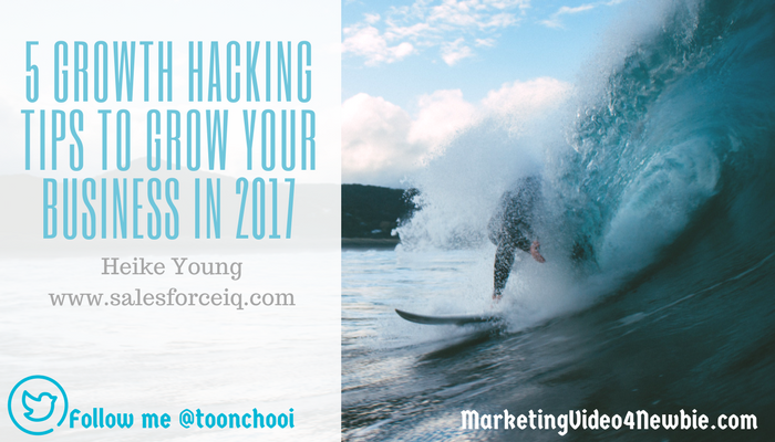 growth hacking for 2017