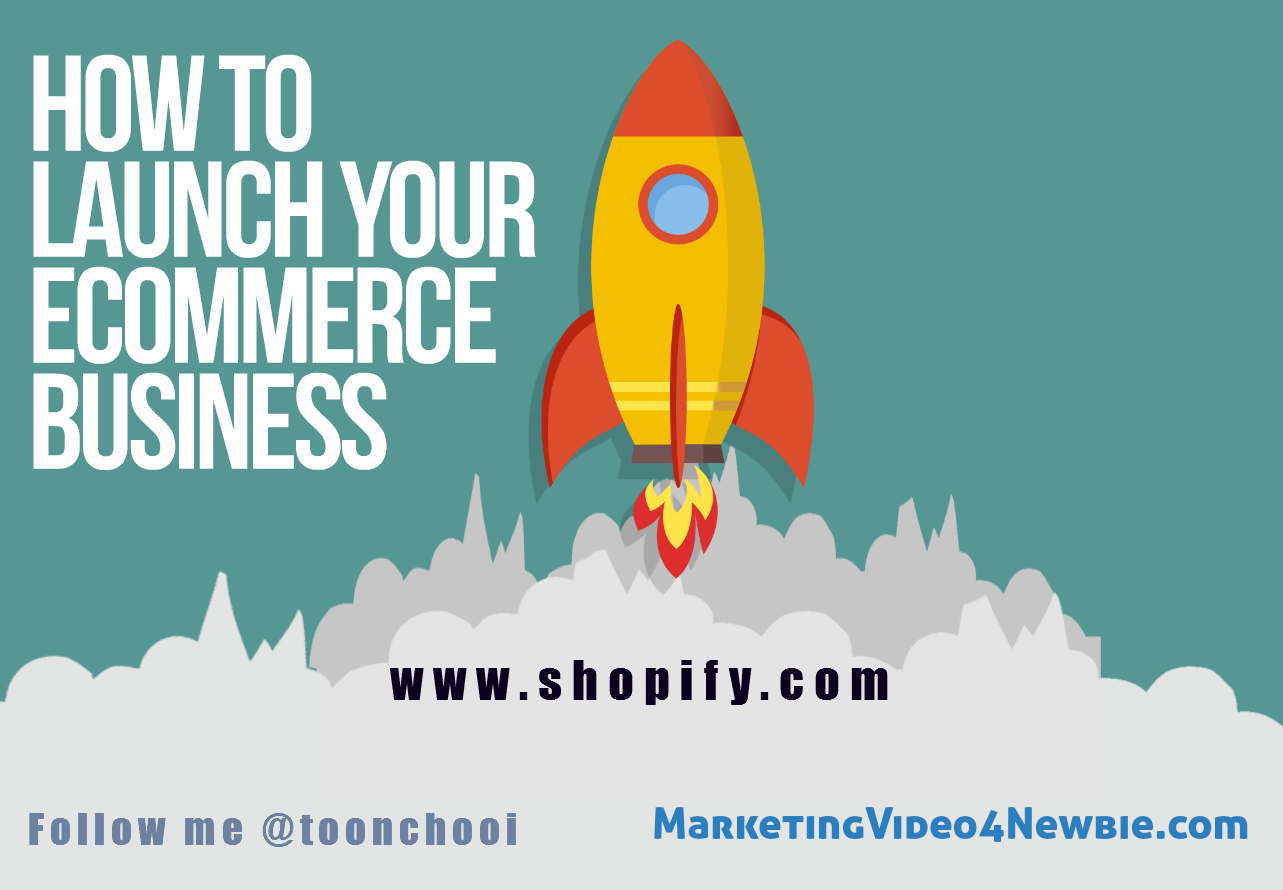 Ecommerce Business Launching