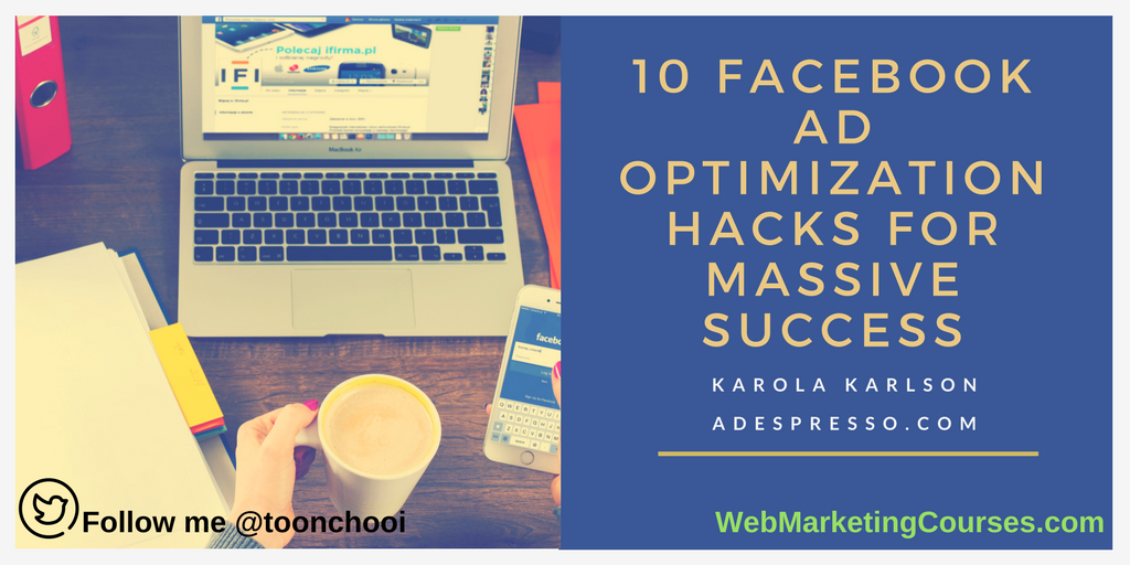 Facebook Ads Optimization Tips