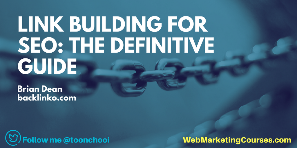 how to build your backlinks