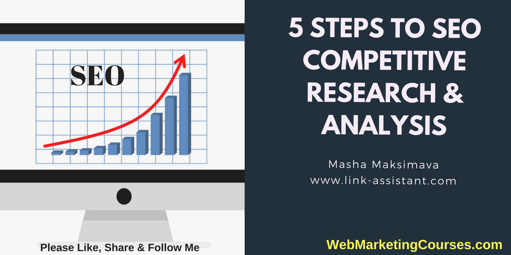 Full Guide to Competitive Research and Analysis for SEOs