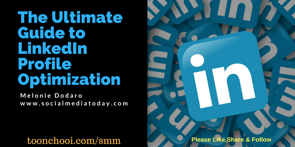 LinkedIn Profile Optimization tips