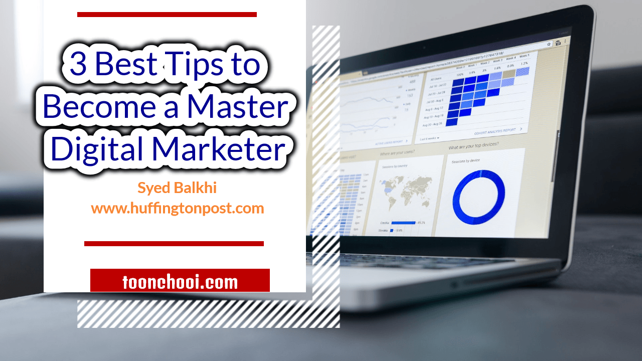how to become digital marketer