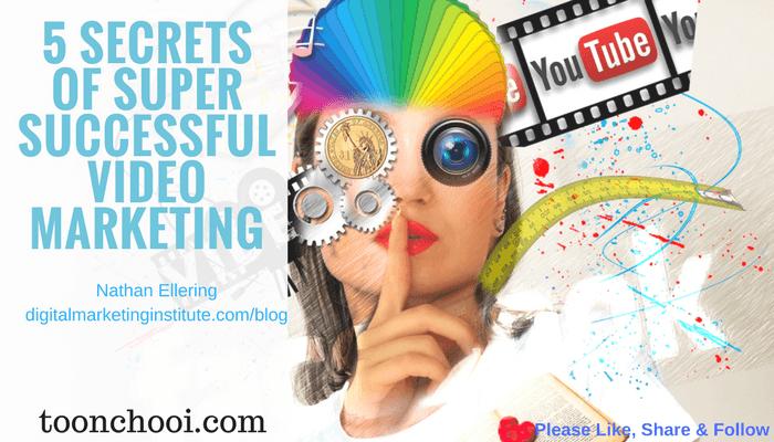 Super Successful Video Marketing Secrets