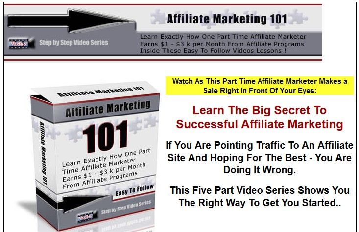 The right way to make money with affiliate marketing