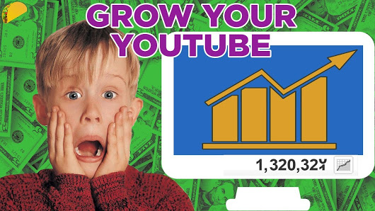 How to Get 195,000 YouTube Views per Month