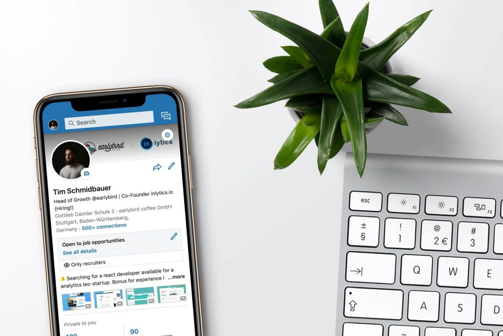 how to use Social Selling System on LinkedIn