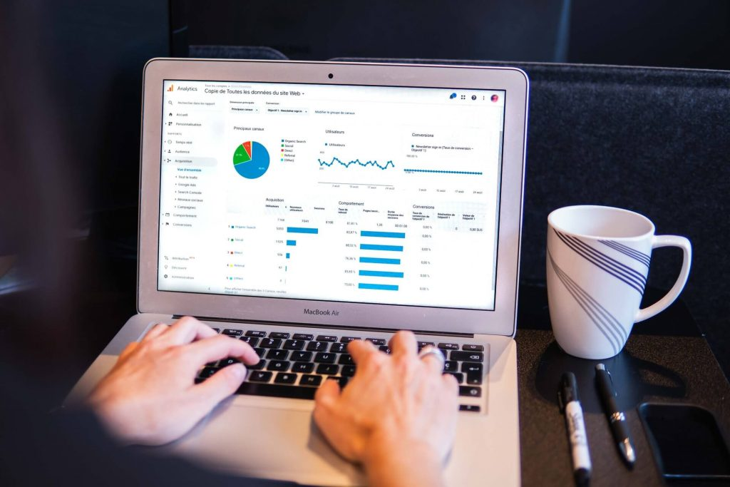 new intelligent Google Analytics will give you the essential insights you need to be ready for what's next