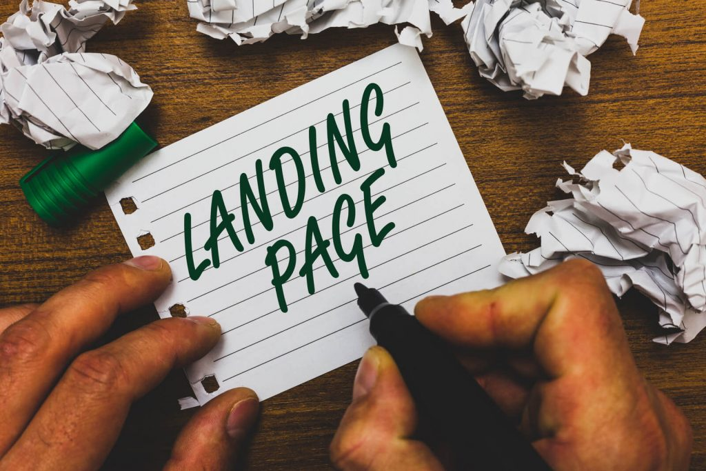 How to Make a Landing Page Like the Pros